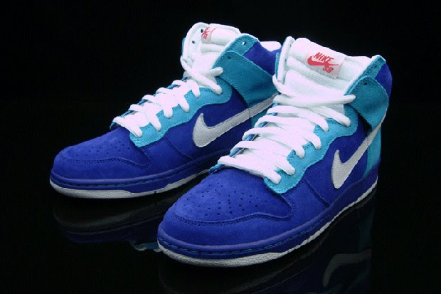 "Nike SB Dunk High ""Lost Oceanic Airlines"" . b32821a7d1"